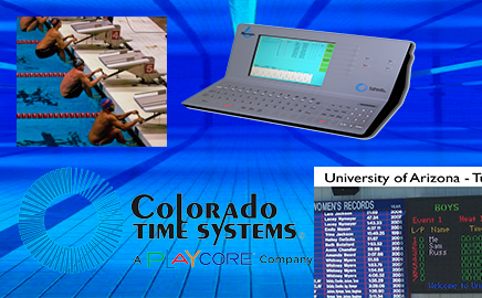 Colorado Time Systems  в России