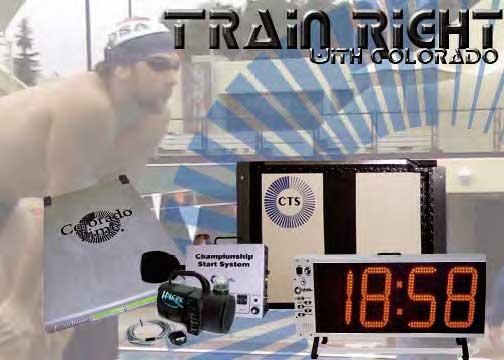 Комплект хронометража тренировок
